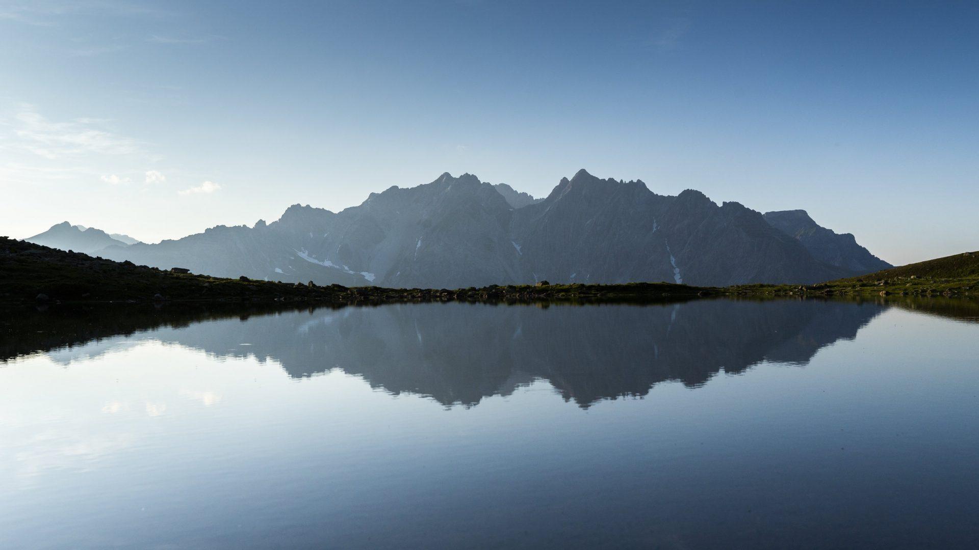 See bei Kaltenberghütte (c) Lucas Tiefenthaler / Vorarlberg Tourismus