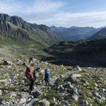 Weg Richtung Vermuntstausee (c) Martin Vogel / Vorarlberg Tourismus