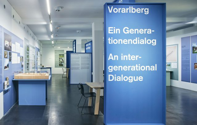 Vorarlberg - Ein Generationendialog- Ausstellung im VAI, Dornbirn (c) VAI, Darko Todorovic