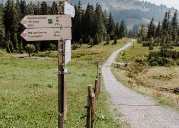 050_Wegabschnitt © Nina Bröll / Vorarlberg Tourismus