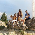 Familienwanderung am Hochhäderich (c) Johannes Fink - Bregenzerwald Tourismus