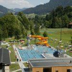 Schwimmbad Hittisau