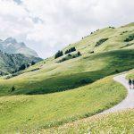 Hiking at Arlberg (c) Daniel Zangerl I Lech Zürs Tourismus