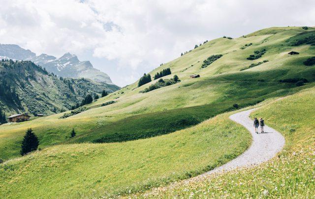 Wandern am Arlberg (c) Daniel Zangerl I Lech Zürs Tourismus