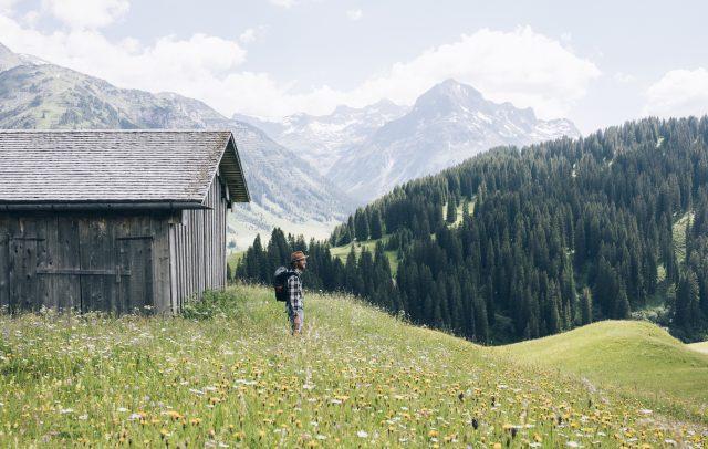 Wandern in Lech Zürs am Arlberg (c) Daniel Zangerl I Lech Zuers Tourismus
