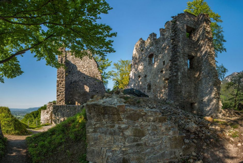 Burgruine Alt-Ems, Hohenems (c) rufre-at-lenz-nenning.at