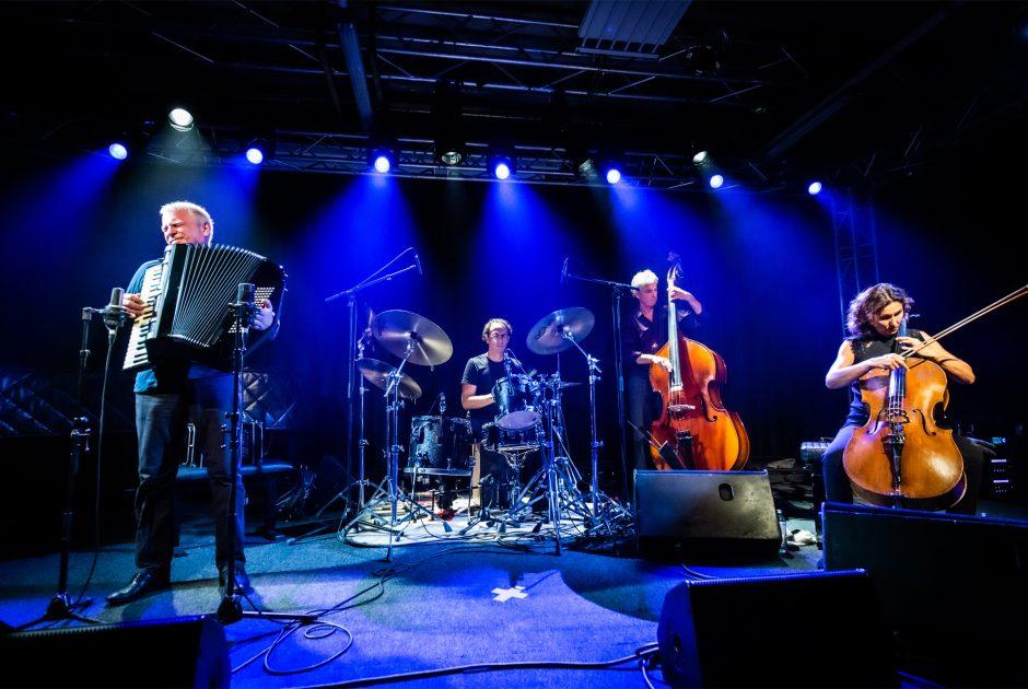 Jazzbühne Lech Konzert 2019 (c) Jazzbühne Lech am Arlberg