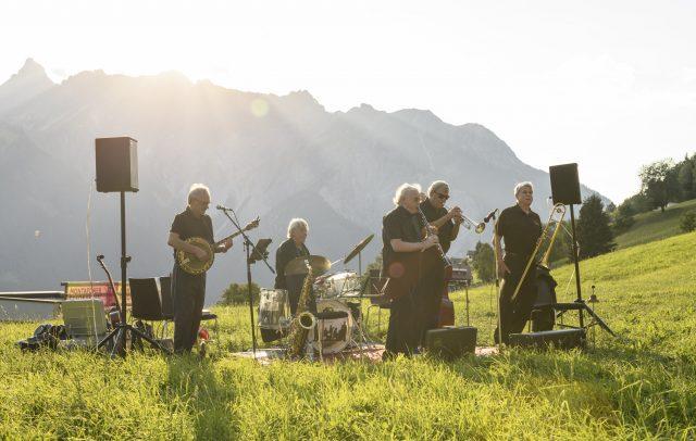 Jazz Picknick, Montafoner Resonanzen, Veranstaltungen, Kultur (c) Montafon Tourismus GmbH - Patrick Säly