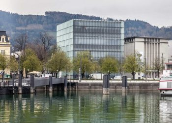 Kunsthaus Bregenz am Bodensee
