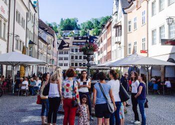Stadtgeflüster, Feldkirch Innenstadt (c) Magdalena Türtscher