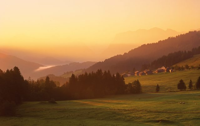 Oberkaltberg Bregenzerwald © Popp Hackner / Vorarlberg Tourismus