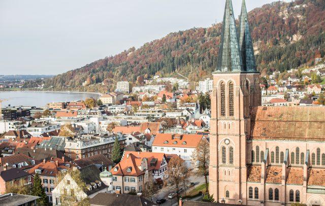 Bregenz, Kirche Herz-Jesu (c) Petra Rainer I Bodensee-Vorarlberg Tourismus