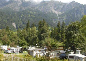Camping Traube Braz, wohnen in beeindruckender Ber