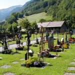Friedhof Mellau