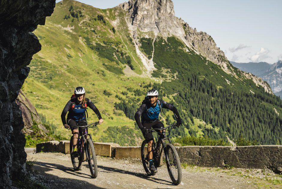 Bike & Hike Tilisunahütte (c) Stefan Schopf-WOM Medien