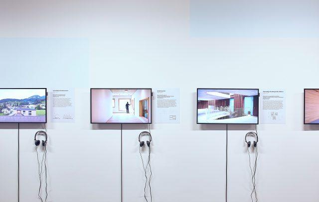 Ausstellung Bauherrenpreis der Hypo Vorarlberg (c) Darko Todorovic