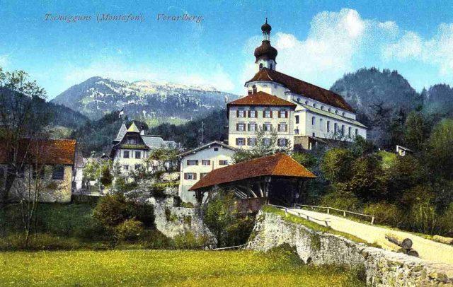Historische ArchitekTour Montafon Tschagguns (c) Montafoner Museen