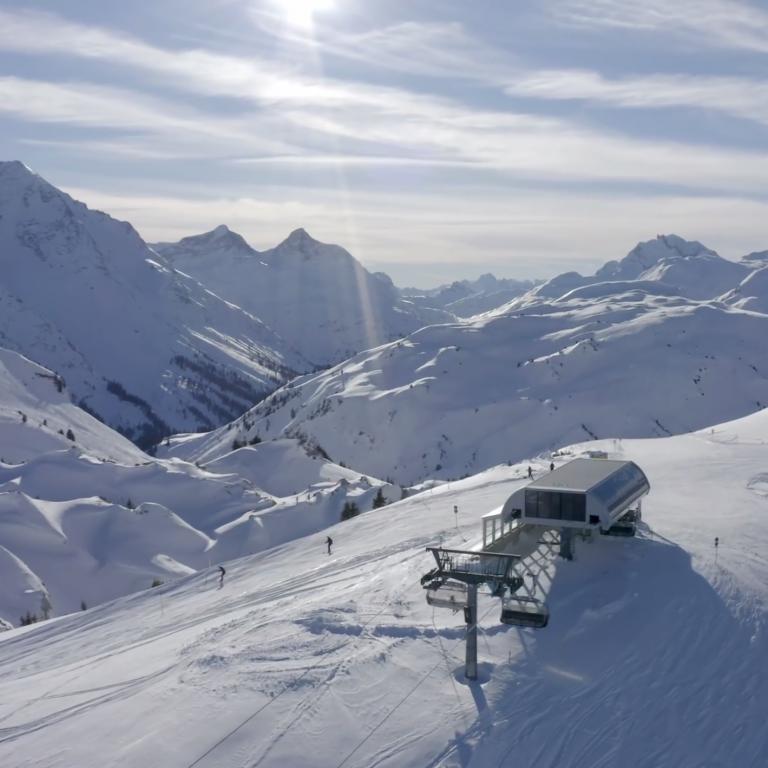 Skifahren Vorarlberg (c) Vorarlberg Tourismus GmbH