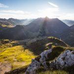 Aufstieg Wartherhorn