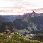 Blick vom Wartherhorn