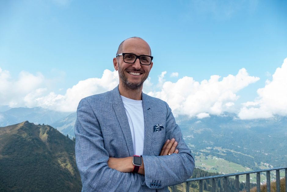 Andreas Gapp, Obmann Vorarlberger Seilbahnen (c) Oberstdorf-Kleinwalsertal Bergbahnen