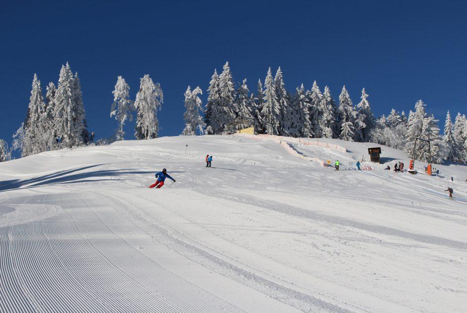 Hochälpele, Skigebiet Bödele Schwarzenberg (c) Christine Kleber - Schwarzenberg Tourismus