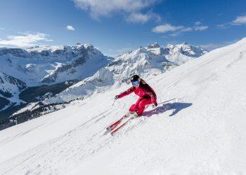 Skifahren am Golm im Montafon (c) Stefan Kothner-Montafon Tourismus GmbH, Schruns