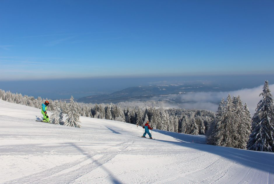 Skigebiet Bödele (c) Schwarzenberg/Bödele