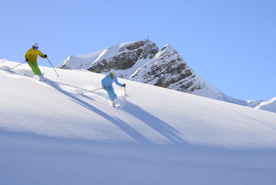 Skigebiet Damüls Mellau © Josef Mallaun / Vorarlberg Tourismus GmbH
