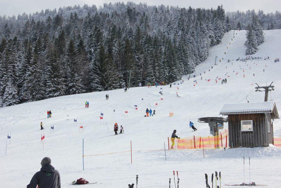 Skigebiet Riefensberg-Hochlitten (c) Karoline Fink - Skigebiet Hochlitten
