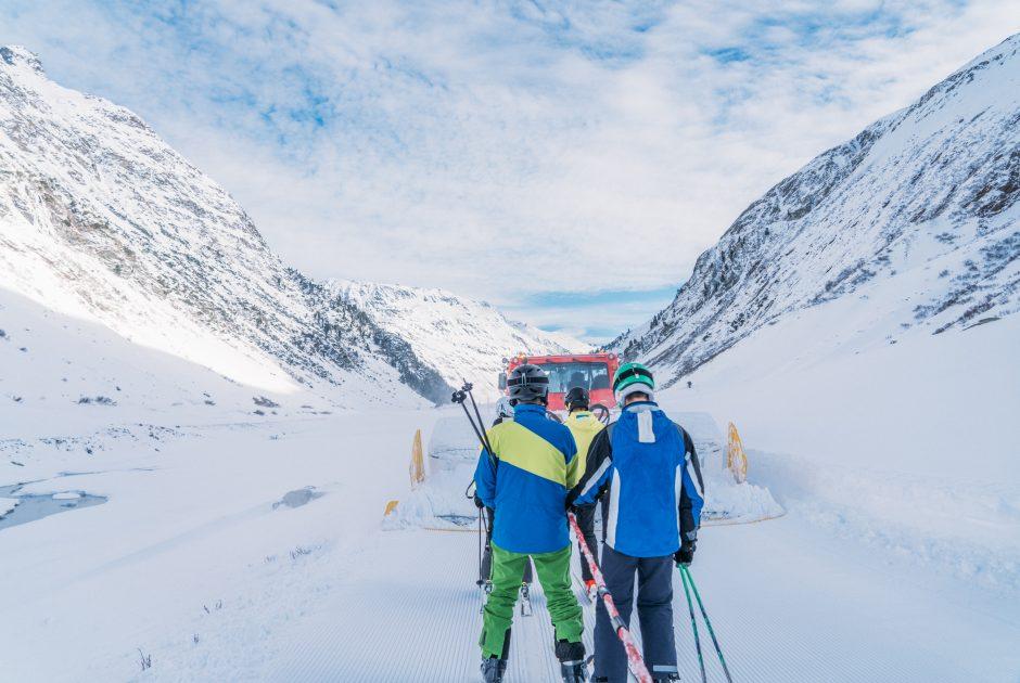 Skisafari Silvretta Bielerhöhe, Montafon © Packyourthingsandtravel / Montafon Tourismus GmbH, Schruns