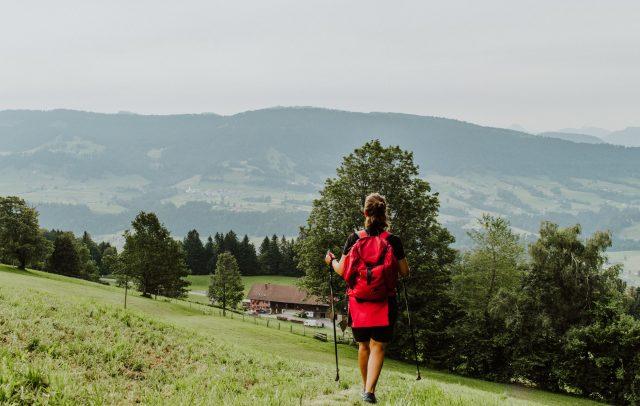 Von Sulzberg Richtung Riefensberg © Nina Bröll / Vorarlberg Tourismus