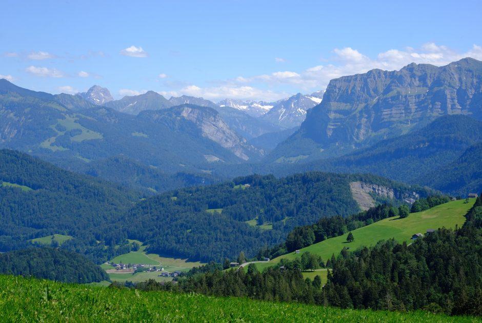 Vom Bödele zum Brüggele in Alberschwende © Lukas Rinnhofer / Vorarlberg Tourismus
