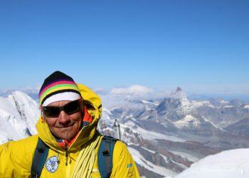Bergpartner Olli Sinz(c)Olli Sinz