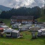 Camping Bilgerie und Jausenstation