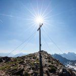 Kracherlspitze (c) Lucas Tiefenthaler / Vorarlberg Tourismus