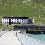 Restaurant Silvrettasee und Silvretta-Haus auf der Bielerhöhe (c) Lucas Tiefenthaler / Vorarlberg Tourismus