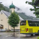 Startpunkt in Schnepfau