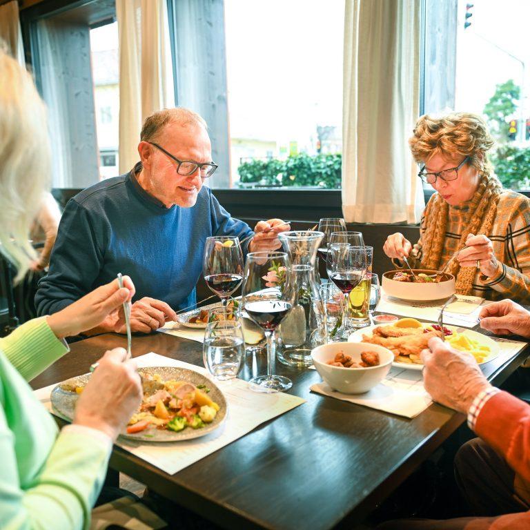 Modellregion Vorarlberg, Restaurant Johann in Lauterach © Udo Mittelberger / Vorarlberg Tourismus