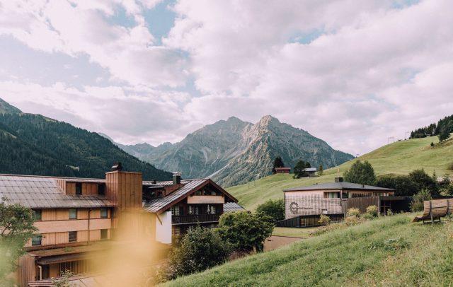 Naturhotel Chesa Valisa © Heldentheater / Naturhotel Chesa Valisa