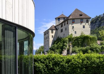 Schattenburg und Montforthaus