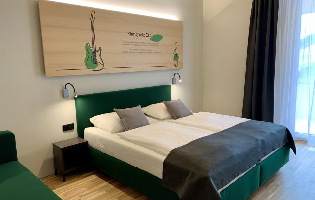 JUFA Hotel Laterns Doppelzimmer (c) JUFA Hotels