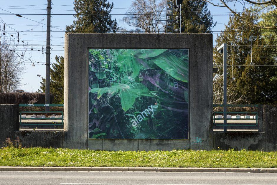 KUB Billboards Pamela Rosenkranz (c) Markus Tretter / Kunsthaus Bregenz