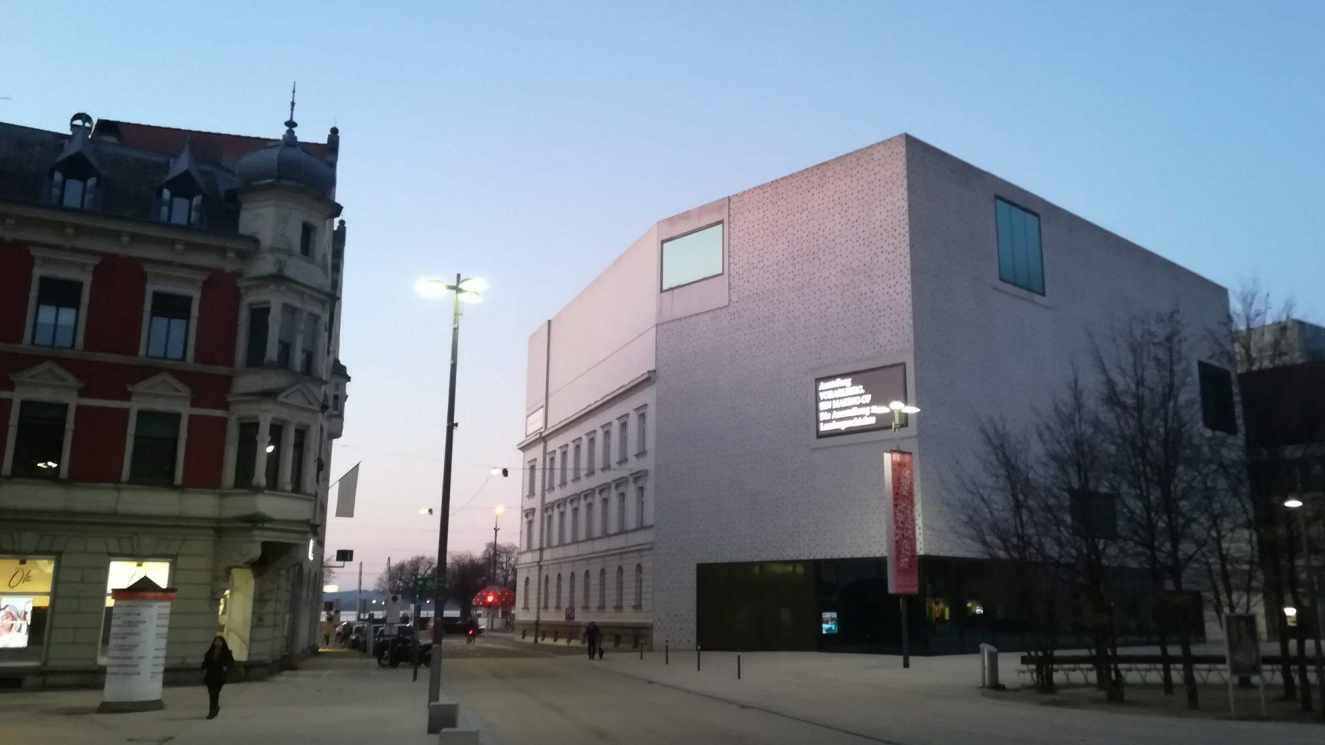 vorarlberg museum im Frühling (c) cs I Vorarlberg Tourismus