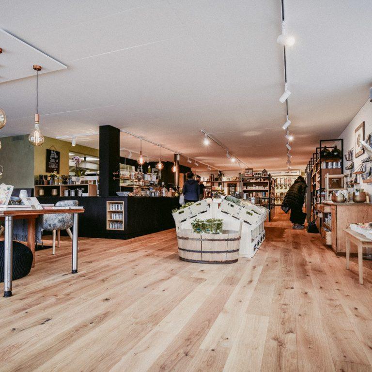 Badhus Café und Laden © Café Badhus