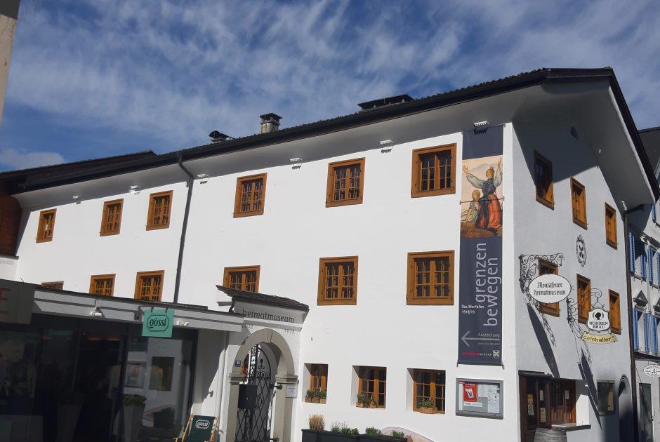 Montafoner Heimatmuseum Schruns (c) Sandra Kraft - Montafoner Museen