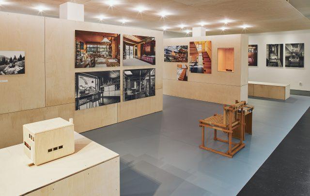 Ausstellung Rudolf Wäger, Vorarlberger Architektur Institut