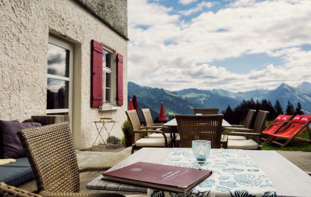 Alpengasthof Edelweiß © Markus Gmeiner / Vorarlberg Tourismus
