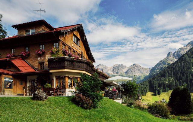 Wirtshaus Hoheneck © Markus Gmeiner / Vorarlberg Tourismus GmbH