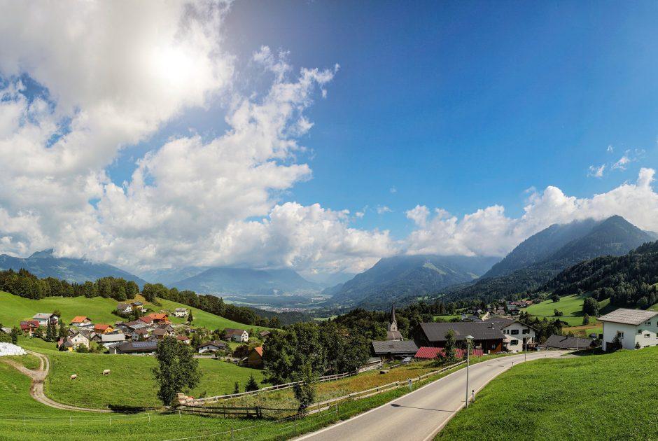 Alpengasthof Brunella Stüble NEU © Markus Gmeiner / Vorarlberg Tourismus